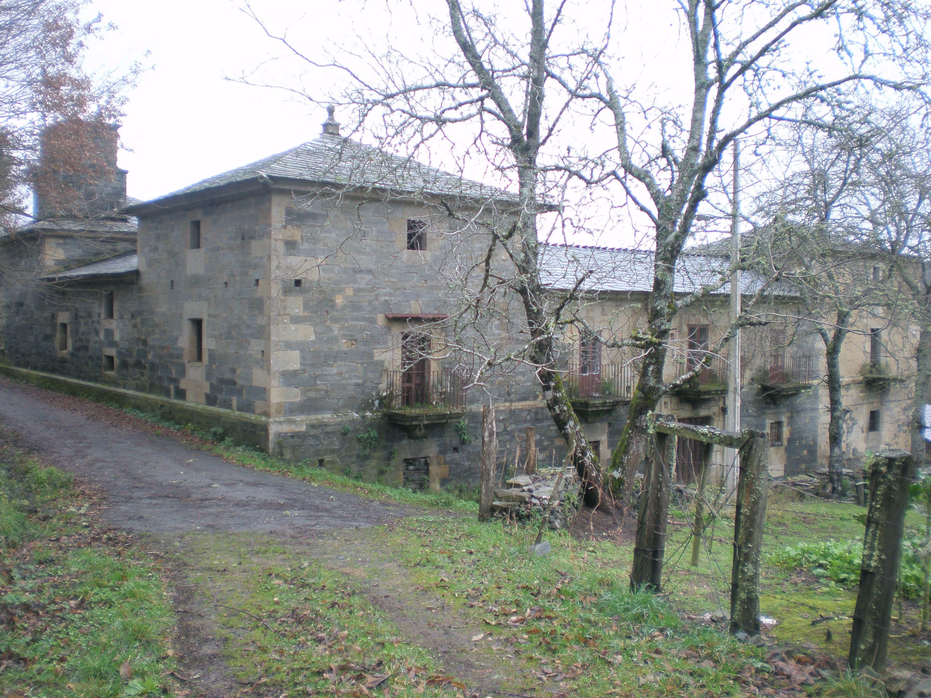 Resultado de imagen de Palacio Mon, Oscos